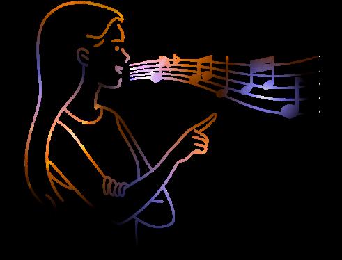 Cursuri Canto - Vocal coach